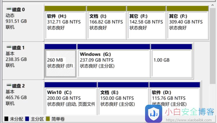 记录下VMware内win10虚拟机迁移到物理硬盘